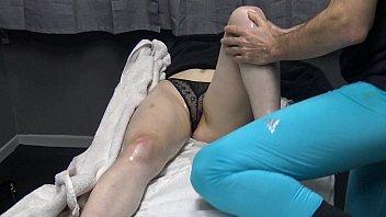 Real Sexy massage in hidden camera