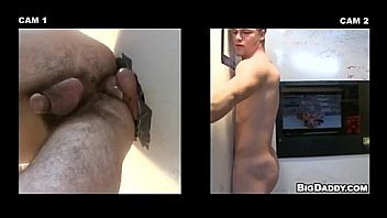 another gloryhole surprise