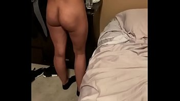 After party at my house amateur Latina