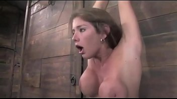 bondage fetish - Older woman has fun with submissive young horny slaves - http://GIFALT.COM - bdsm rough sex