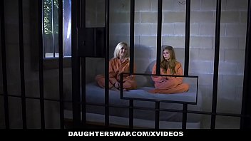 Two Fathers and Teen Daughters (AvaParker) (SummerDay) Got Banged In Jail