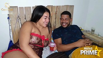 Two Hot Teens Making the Husband's Fantasy