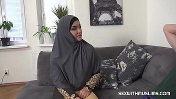 Muslim milf fucked hard