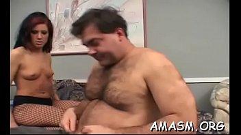 Superb facesitting home porn