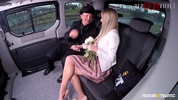 VIP SEX VAULT - Lovely Babe Sicilia Allure Into Sex Her Personal Driver