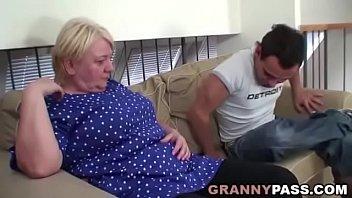 Chubby Granny Thumbnail