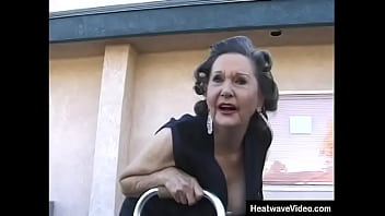 Old Chicks Turning Tricks #1 - Jeanette, Dave Hardman, Dick Nasty - Senile granny fucked by two perverts