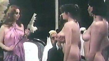 Vintage boob punished