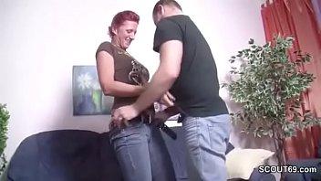 Big Booty Mom fickt Sohn