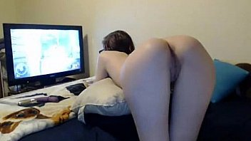 Naked Gamer Girl
