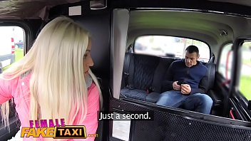 Female Fake Taxi Tourist creampies and gets a wet pussy welcome