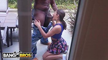 BANGBROS - Big Booty Whooty Taking Monster Cock For The 1st Time!