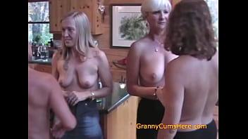 Granny Swingers Put On the Best Show