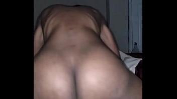 Hot Ebony Wife Having Orgasm