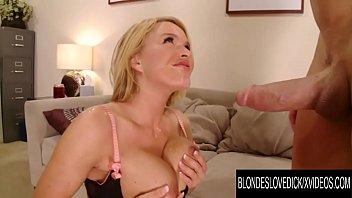BlondesLoveDick - Horny Krissy Lynn