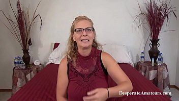 Casting big booty white mom needs money anal fun