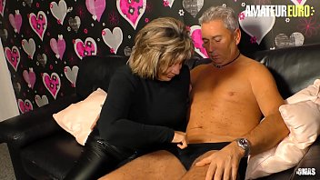 AMATEUR EURO - Deutsche Amateur Karin A. Has Sex For The First Time On Camera