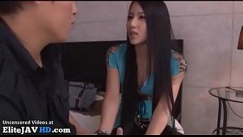 Jav beautiful teen convinces random guy to have sex
