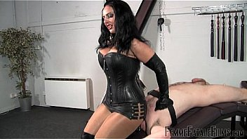 Under My Arse part3 - Mistress Ezada Sinn - FemmeFataleFilms - FaceSitting Thumbnail