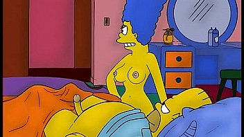 Marge and home sex