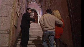 Threesome  al castello!