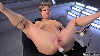 Milf machine fucks busty natural hairy idea