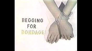 un video retro de bondage