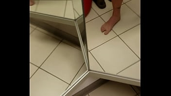 Jerking Off at store