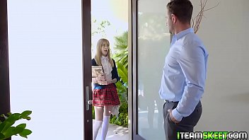 Ivy Winters heads over to her friends house for a study date and is surprised when her favorite teacher answers the door Turns out he is the guys dad and nobody knew it