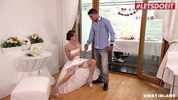 LETSDOEIT - I Just Fuck My Stepsister Right At Her Wedding (Cindy Shine & Don Diego)