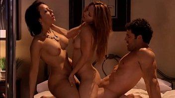 Lingerie threesome 2