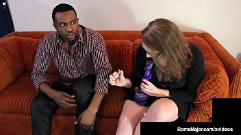 Big Black Cock Rome Major wastes no time in pleasing some pale pussy as he shoves his dark dick into her white womanhood until he cums all over her! Full Video & More Chicks @ RomeMajor.com!