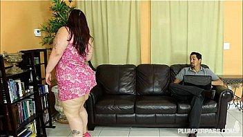 Huge Booty Latina BBW Victoria Secret