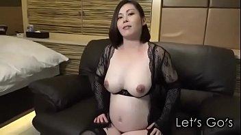 Japanesd Pregnant Creampie