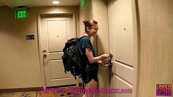 18 Year Old Step Daughter Getaway SERIES Rori Rose