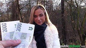 Mofos.com - Cristal Caitlin - Public Pick Ups