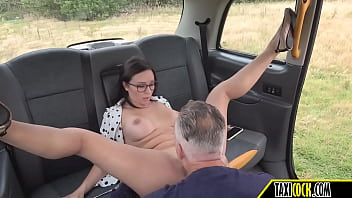 the girl with glasses and her amazing tits