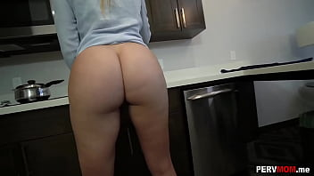 My big butt stepmommy was really trying to get to work
