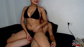 My neighbor with a big ass came looking for sugar and took an extra milk. filled all her pussy with my cum.Diana Marquez - instagram: @ 2001xperience
