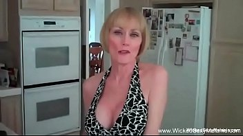 Threesome gets Rough With Granny Slut