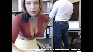 Do You Have A Secretary Like This At Your Office?