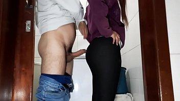 Sexo anal Boquete no Prestador de serviços