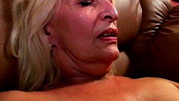 Hot grandmother cumming
