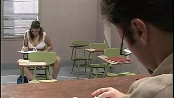 If I was a teacher, and had the hotest girl ever in my clas, well then I fucked her too
