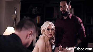 Devious Fertility Doctor Creampies Desperate Female Client In Front Of Husband
