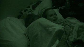 BB19 USA : (Left) Cody Fingering Jessica (Right) Matt and Raven Handjob #3