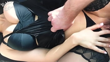 This girl's pussy is so good he shot his load twice