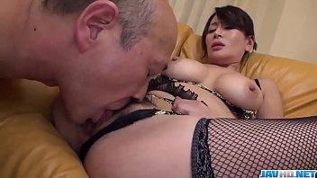 Hot japan girl Rei Kitajima in beautiful oral sex scene