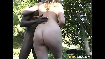 Teen Brooklyn Forste Gang Interracial...