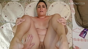 Anal creampie for this tight assed MILF